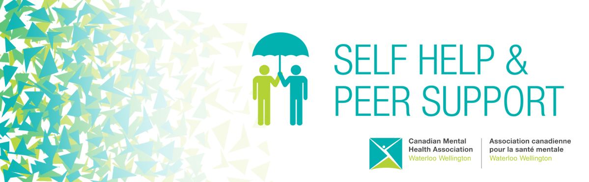 Introducing Self Help & Peer Support